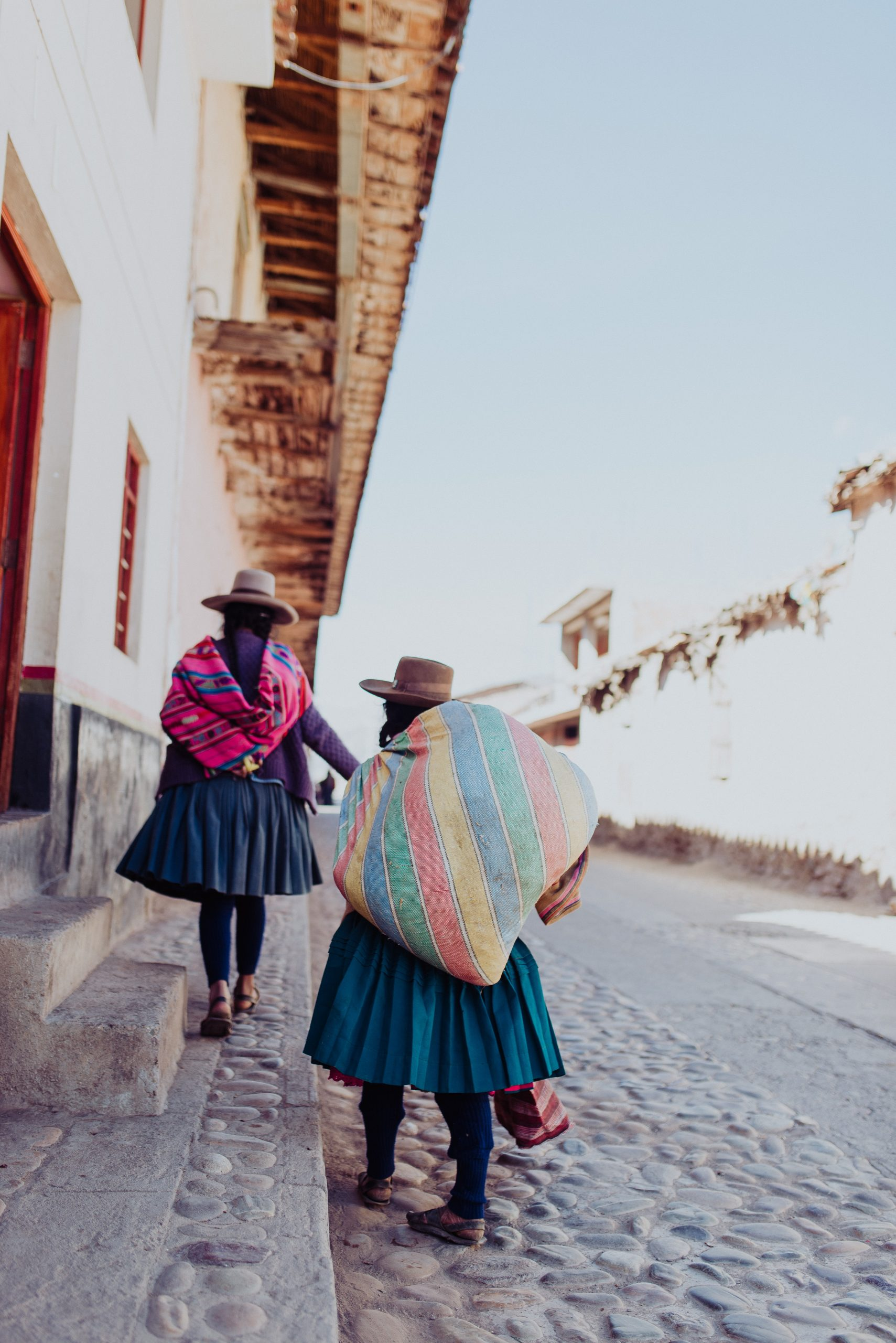 Decision-making about women in Peru