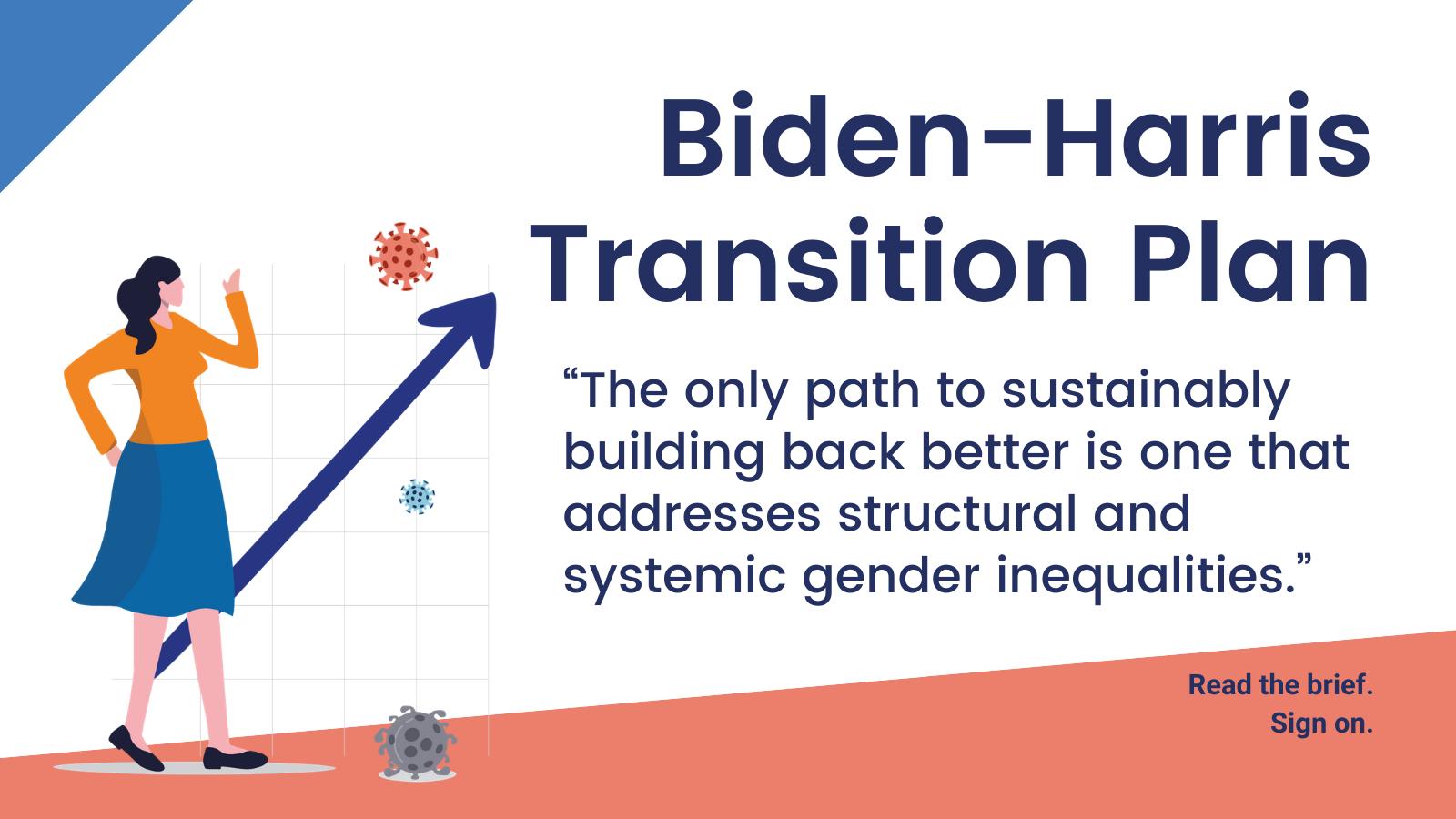 Biden-Harris Transition Plan