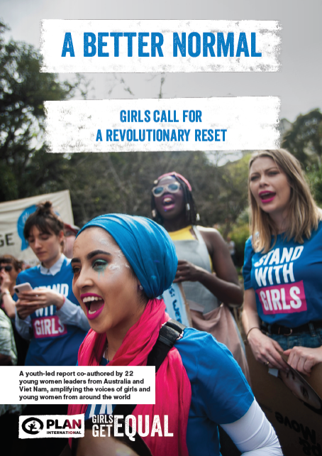 A BETTER NORMAL- GIRLS CALL FOR A REVOLUTIONARY RESET