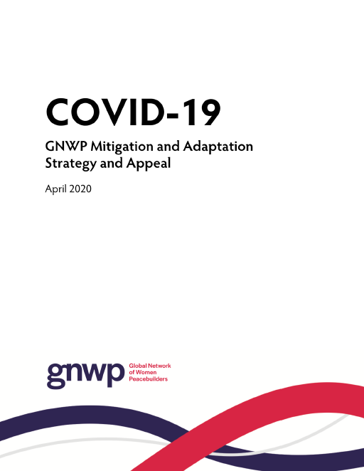 COVID-19 Mitigation and Adaptation Strategy and Appeal
