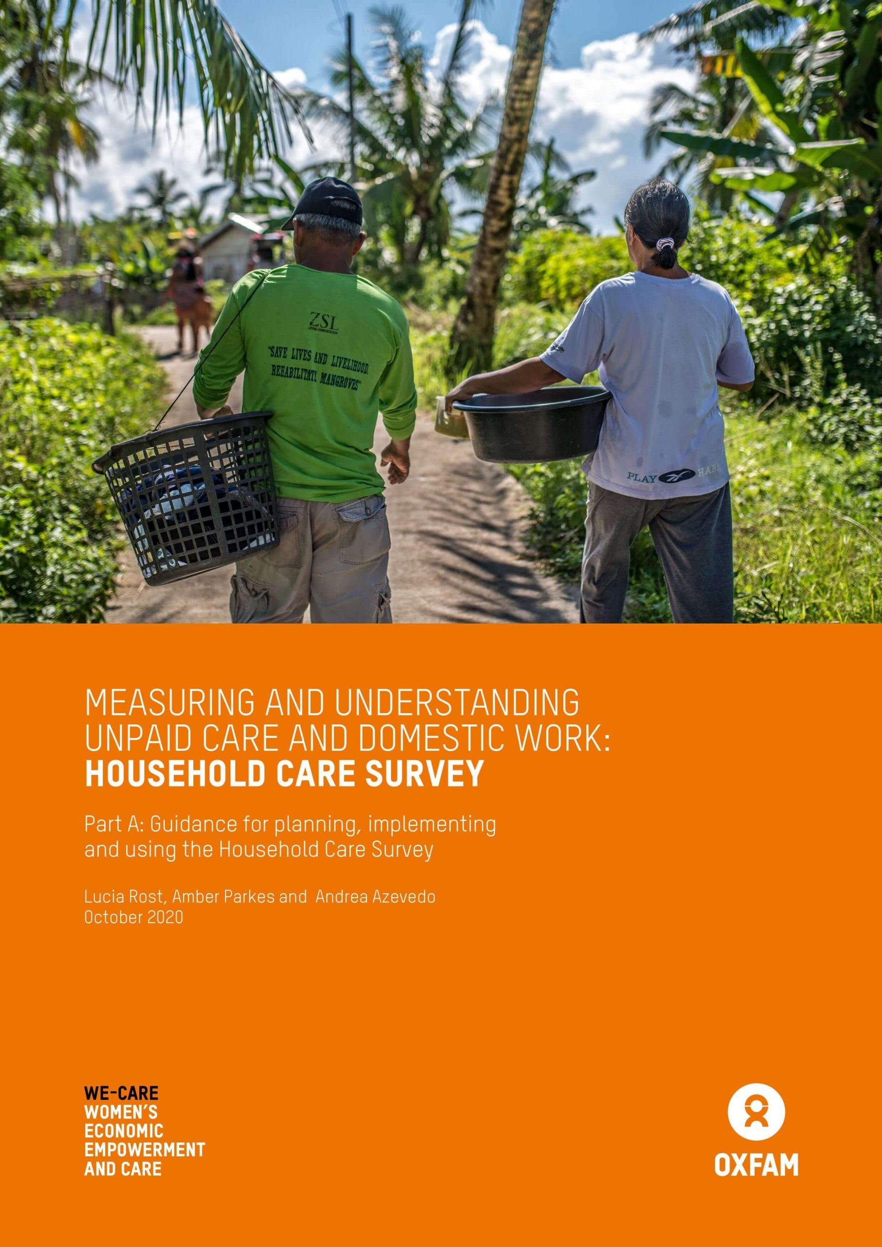 Measuring and Understanding Unpaid Care and Domestic Work