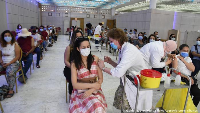 COVID vaccine trials: Where are the women?