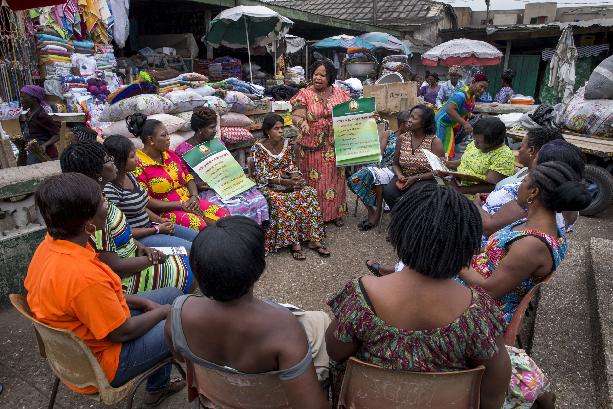 In the shadows of the COVID-19 response: Informal workers and the rise of Gender-Based Violence
