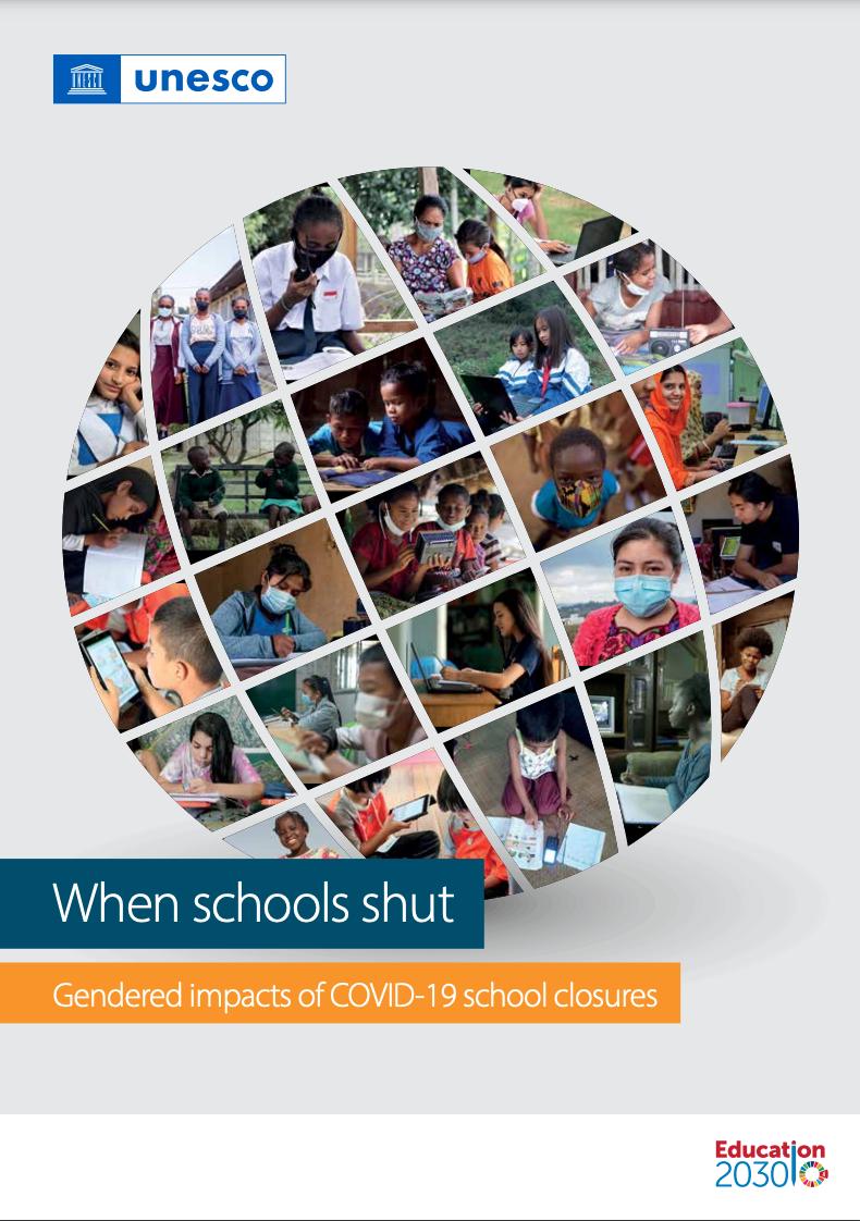 When schools shut: gendered impacts of covid-19 school closures